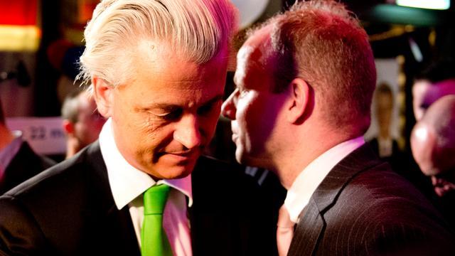 Uittocht bij PVV na 'Marokkanen-uitspraken' Wilders