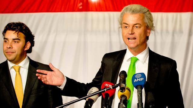 'Merendeel Nederlanders tegen vervolging Wilders'
