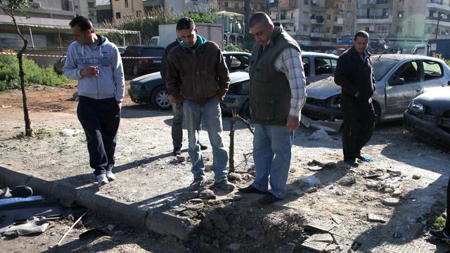 Doden bij sektarisch geweld Libanon