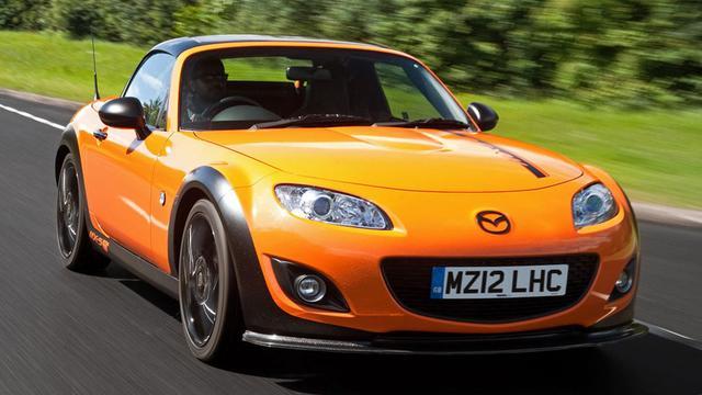 Meer details over volgende generatie Mazda MX-5