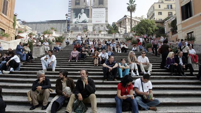Bulgari restaureert Spaanse Trappen in Rome