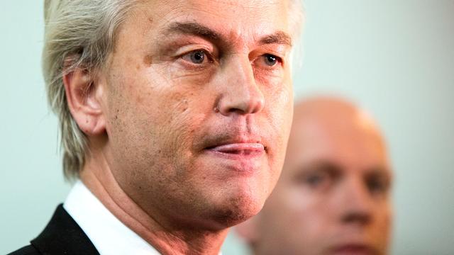 Wilders blijft geloven in vorming eurofractie