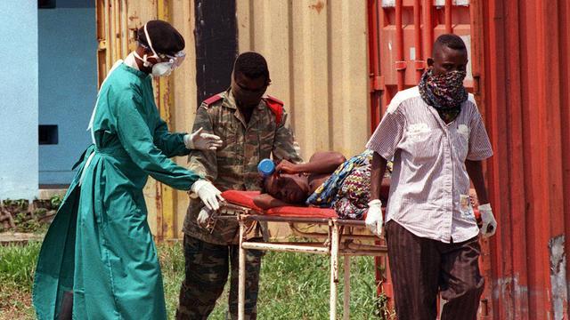 'Eet geen rauw vlees in ebola-landen'