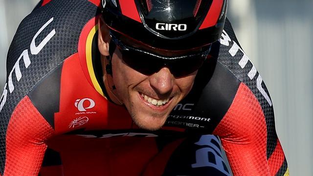 Gilbert wint proloog ZLM Toer voor Nederlanders
