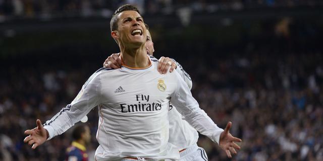 Real Madrid ook tegen Dortmund wellicht zonder Ronaldo