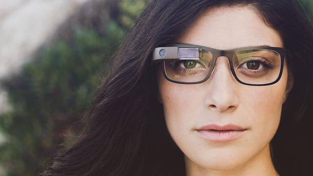 'Nieuwe versie Google Glass bijna klaar voor productie'