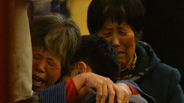 'Families vlucht MH370 zamelen geld in om toestel te vinden'