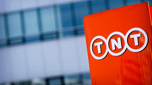 Koeriersbedrijf TNT voert omzet op