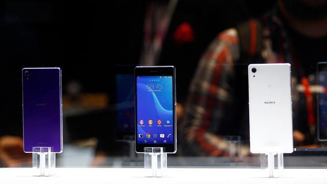 Sony belooft langere accuduur Xperia's door coprocessor
