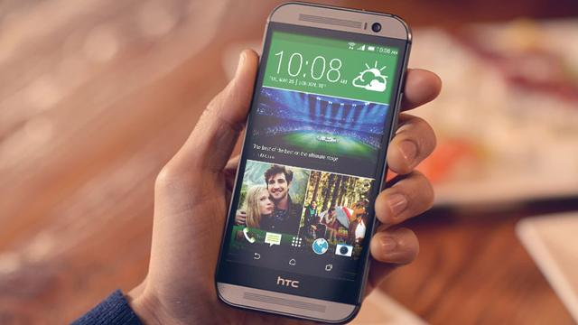 'HTC werkt aan Windows Phone-versie One M8'