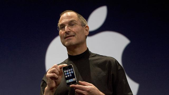 Eerste iPhone ontstaan door ultimatum Steve Jobs