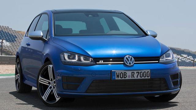 Volkswagen ontwikkelt supersnelle Golf R Variant