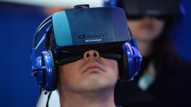 Waarom Facebook interesse heeft in 'virtual reality'