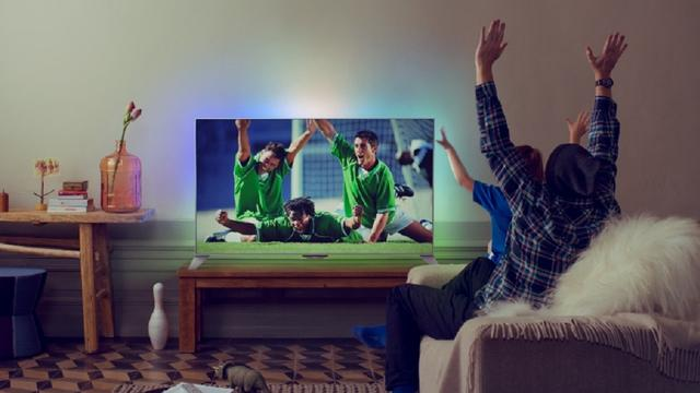 Philips onthult Android-tv's voor Nederlandse markt