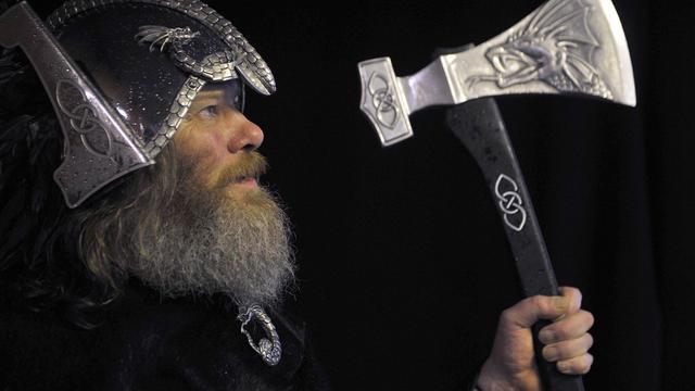 Vikingen slaan deze week hun kamp op in Archeon
