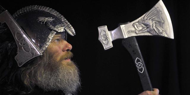 'Koninklijk langhuis' van Vikingen ontdekt in Zweden