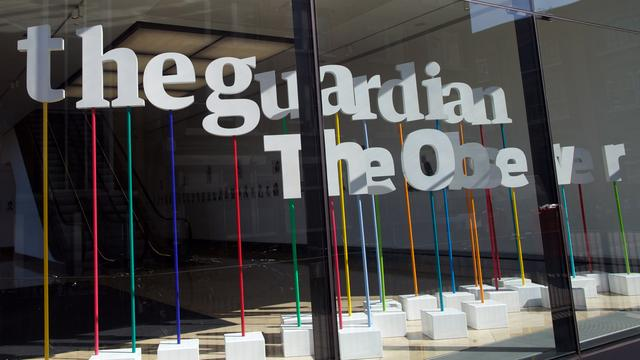 Britse krant The Guardian schrapt 250 banen