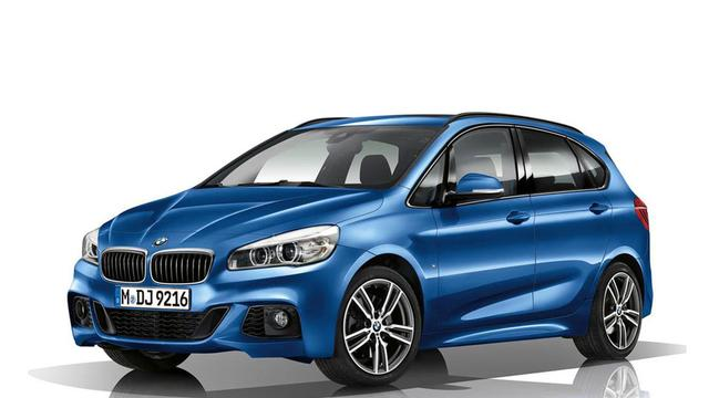 BMW Active Tourer M-Sport