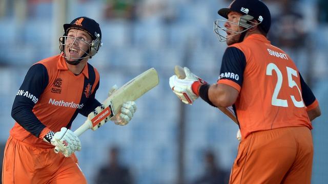 Cricketers onderuit tegen Bangladesh op WK Twenty20