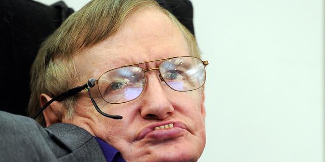 Laatste werk van Stephen Hawking mogelijk zijn belangrijkste nalatenschap