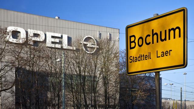 Opel volgend jaar weg uit China
