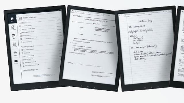 Sony brengt 'papiertablet' uit in VS