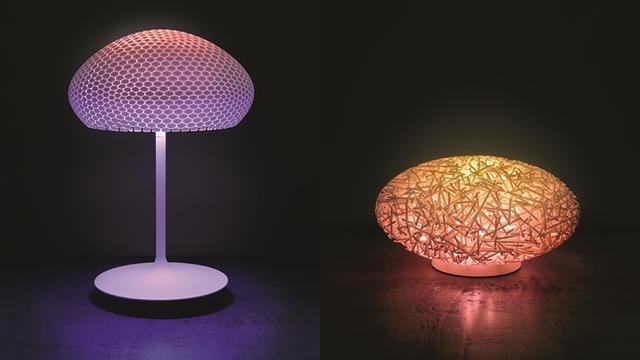 philips toont 3d geprinte hue lampen nu het laatste nieuws het eerst op. Black Bedroom Furniture Sets. Home Design Ideas