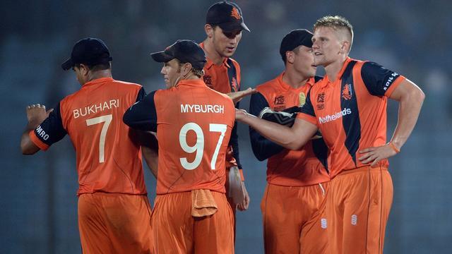 Cricketers verslaan Kenia en houden hoop op WK Twenty20