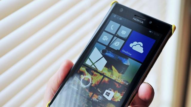 Nokia Lumia 630 en Windows Phone 8.1 in video's te zien