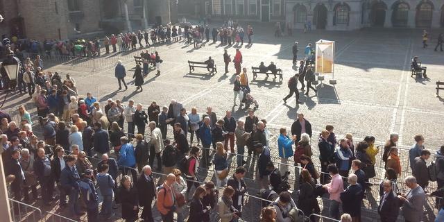Massale belangstelling voor Grondwet Festival Den Haag