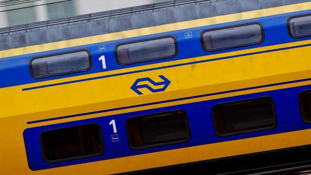 Geen treinverkeer in deel Noord-Holland