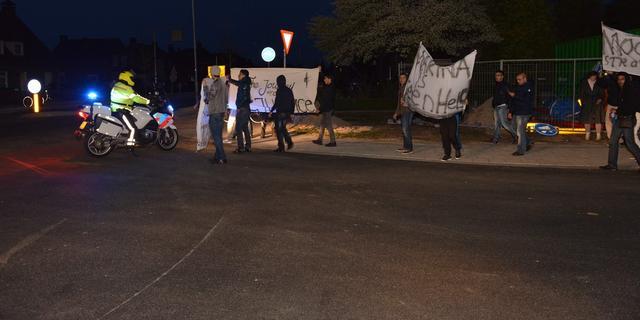 Verbod op demonstraties in Deurne