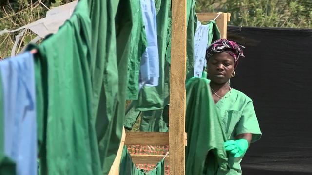 Wereldgezondheidsorganisatie overlegt over ebola