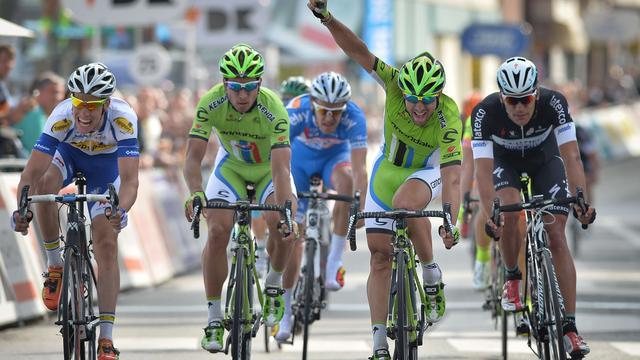 Sagan wint 'per ongeluk' openingsrit Driedaagse De Panne
