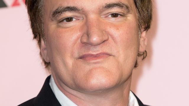 Quentin Tarantino ingewijd op Walk of Fame