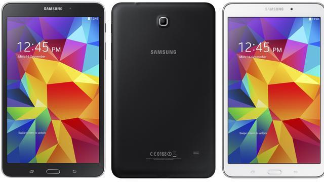 Galaxy Tab 4-lijn vanaf mei verkrijgbaar