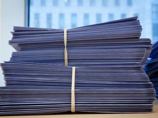 Vier op de tien aangiftes bevatten volgens staatssecretaris onjuistheden