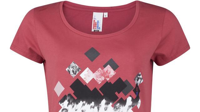 Jan Taminiau ontwerpt Freedom T-shirt 2014