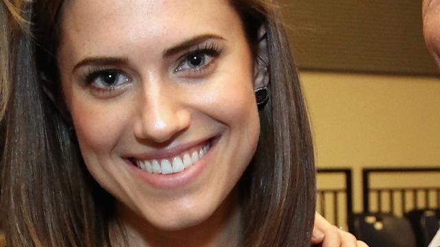 'Allison Williams stopt met Girls'