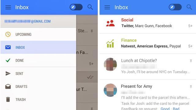 Google werkt aan nieuwe interface voor Gmail   NU - Het ...
