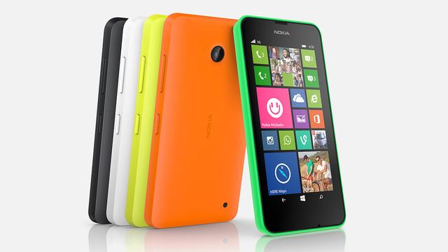 Mappen aanmaken bevestigd voor Windows Phone 8.1-update