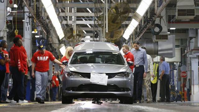 Miljoenenclaim voor autobouwer Chrysler