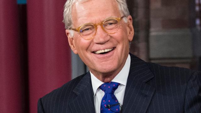 Afscheidshow David Letterman best bekeken in twintig jaar