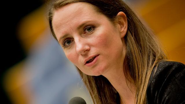 PVV-kamerlid Fleur Agema bevallen van eerste kind