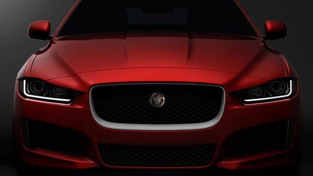 Jaguar geeft details motoren XE