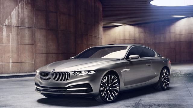 'Voorbode BMW 9-serie debuteert in Peking'