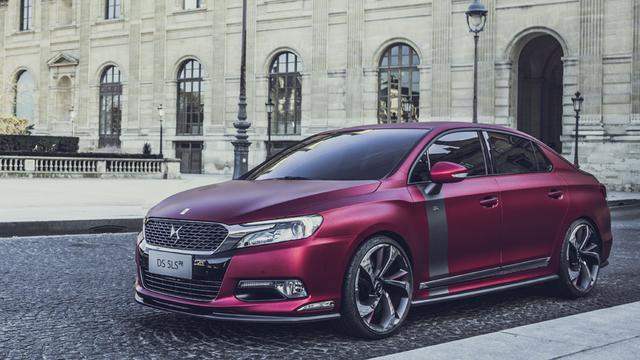 Citroën presenteert DS5 LS R Concept
