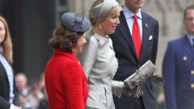 Zweeds koningspaar bezoekt Nederland