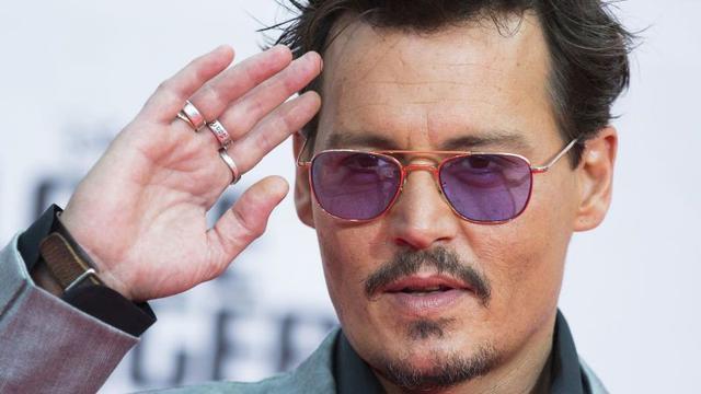 Johnny Depp speelt mee op onafgemaakt nummer Bob Dylan
