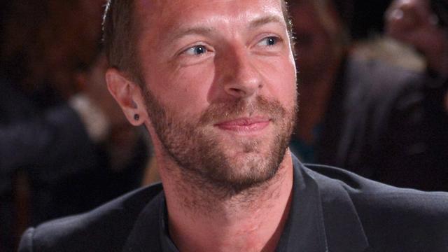 Chris Martin is weer blij na scheiding van Gwyneth Paltrow